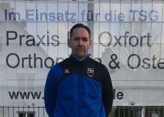 Trainer Thorsten Tackenberg