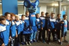 TSG E1-Jugend beim VfL Bochum